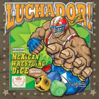 Luchador Box Cover
