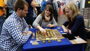 Clacks at Spiel 15