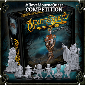MourneQuest is Funding on Kickstarter!
