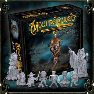MourneQuest boardgame