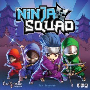 Ninja Squad game