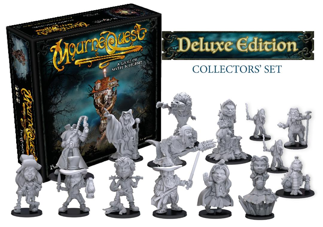 MourneQuest - Collect at UK Games Expo 2019 & have it signed