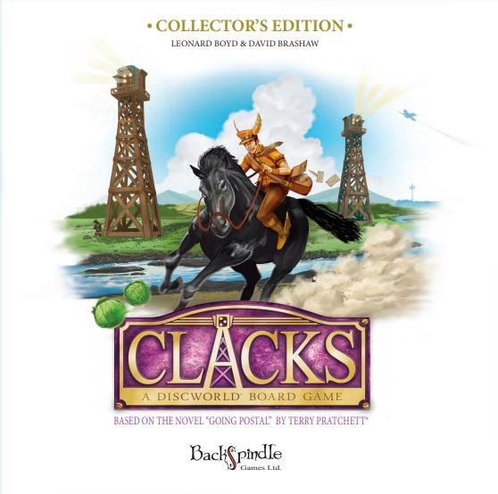 Clacks boardgame