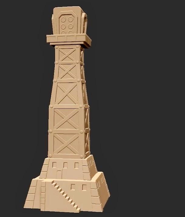 Clacks Tower